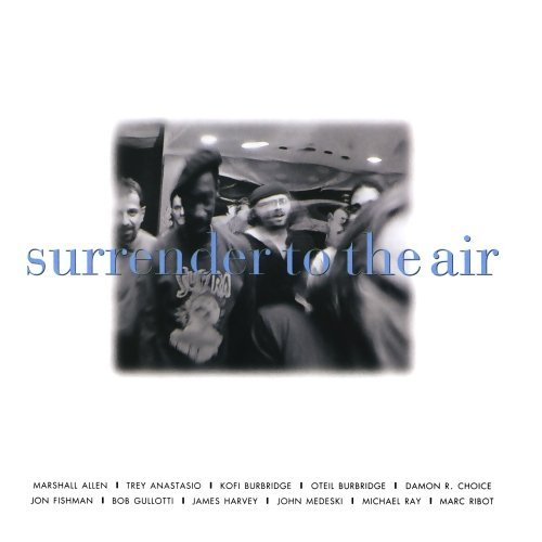 Surrender To The Air Surrender To The Air CD R