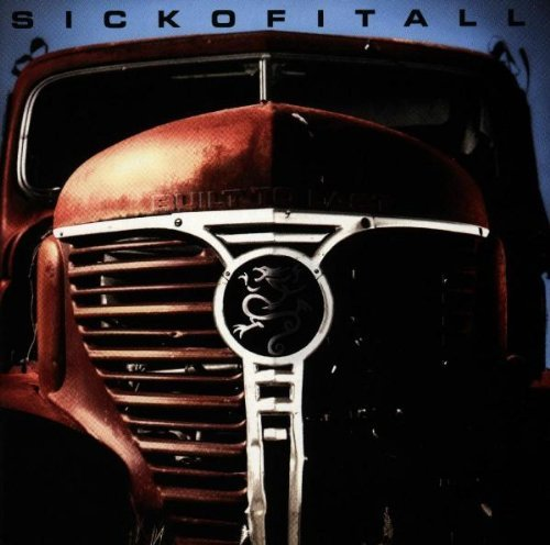 Sick Of It All Built To Last CD R