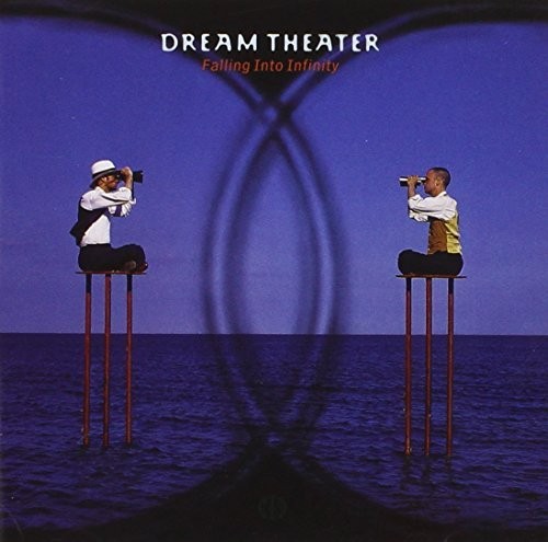 Dream Theater Falling Into Infinity CD R