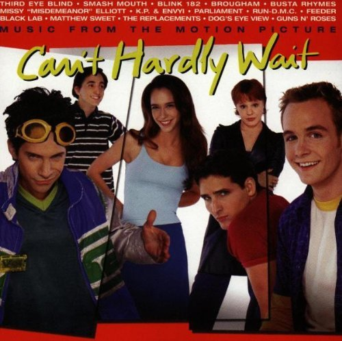 Can't Hardly Wait Soundtrack Elliott Smash Mouth Hdcd Blink 182 Sweet Brooks Nicole