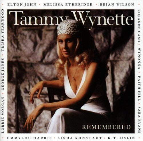Tammy Wynette...Remembered Tammy Wynette...Remembered John Tucker Judd Jones Hdcd T T Tammy Wynette