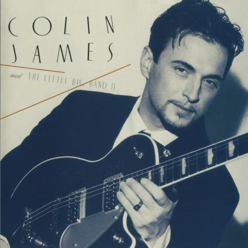Colin James Little Big Band 2 CD R