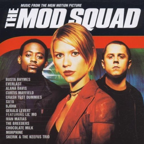 Mod Squad Soundtrack Busta Rhymes Bjork Davis Sx10 Mayfield Breeders Morphine