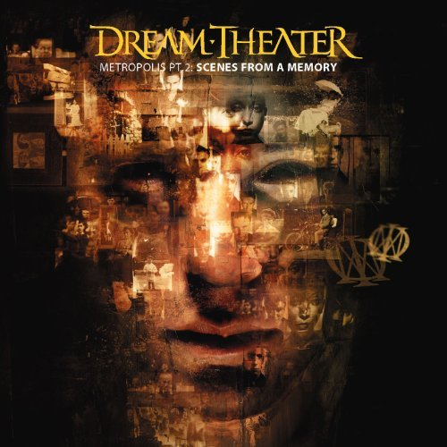 Dream Theater Scenes From A Memory Scenes From A Memory