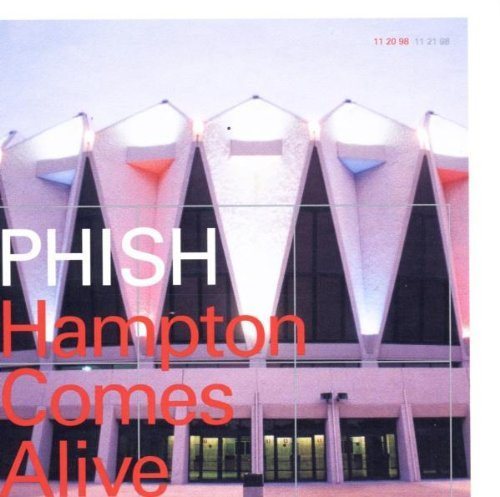 Phish Hampton Comes Alive 6 CD Set
