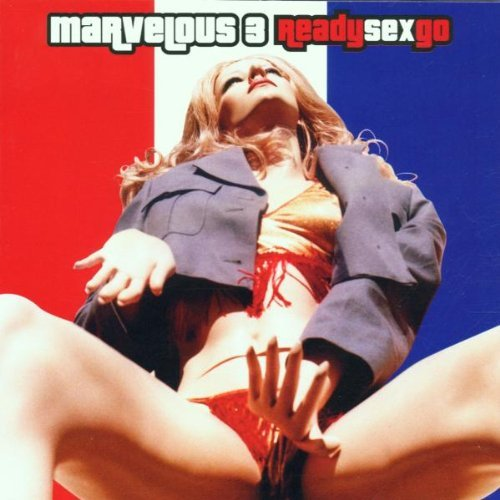 Marvelous 3 Ready Sex Go CD R