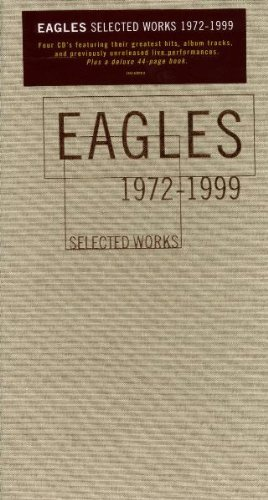 Eagles 1972 99 Selected Works 4 CD Set