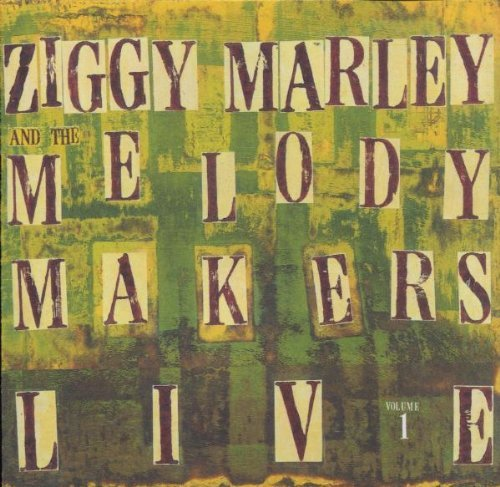 Ziggy & Melody Makers Marley Vol. 1 Live