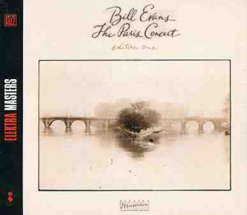Bill Evans Paris Concert Edition One Import Gbr Digipak