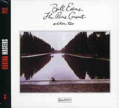 Bill Evans Paris Concert Edition Two Import Gbr Digipak