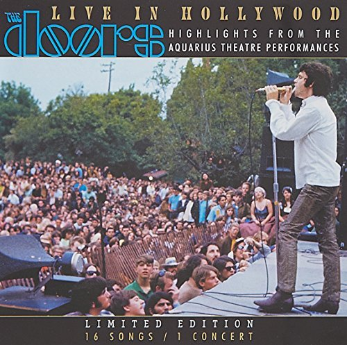 Doors Live In Hollywood Aquarius The Import Gbr