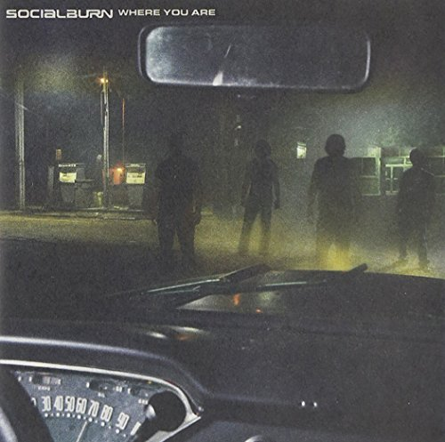 Socialburn Where You Are CD R