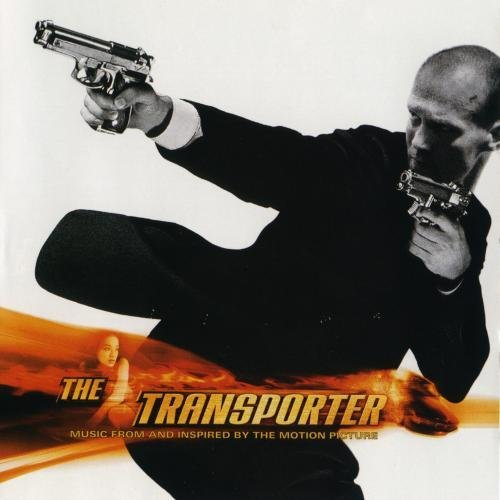 Transporter Soundtrack CD R