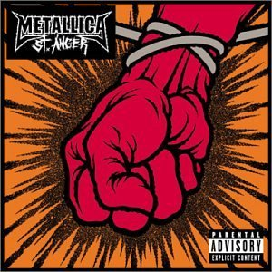 Metallica St. Anger Explicit Version Incl. Bonus DVD