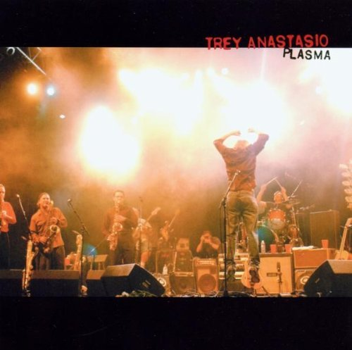 Trey Anastasio Plasma 2 CD Set