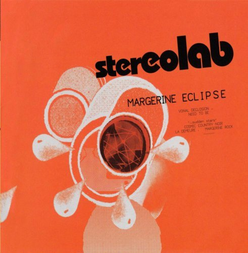 Stereolab Margerine Eclipse CD R
