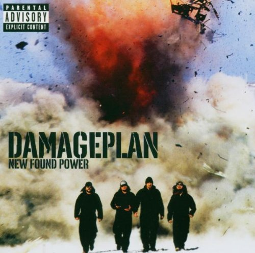 Damageplan New Found Power Explicit Version