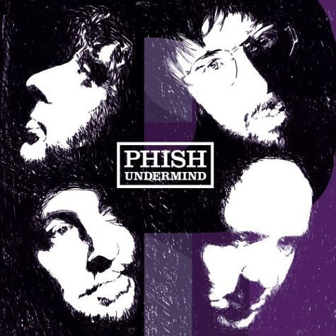 Phish Undermind Incl. DVD