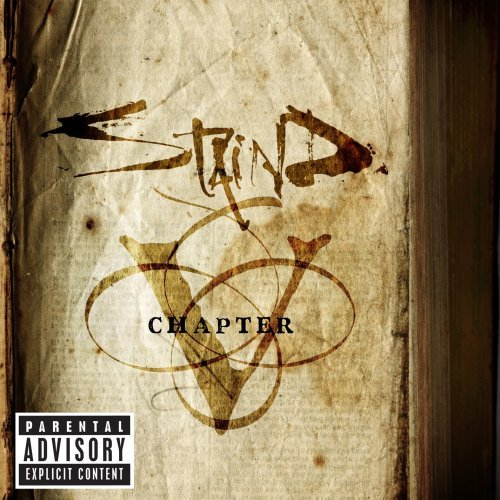 Staind Chapter V Explicit Version Lmtd Ed. Incl. Bonus Tracks DVD