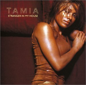 Tamia Stranger In My House CD R