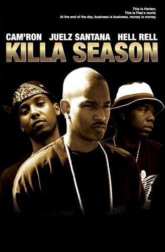 Killa Season Cam'ron Santana DVD R