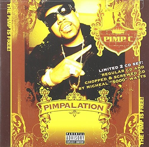 Pimp C Pimpalation Explicit Version Lmtd Ed. 2 CD