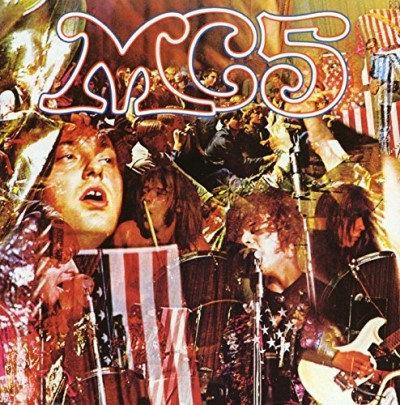 Mc5 Kick Out The Jams Import Gbr
