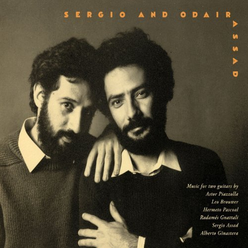 Sergio & Odair Assad Latin American Music For Guita