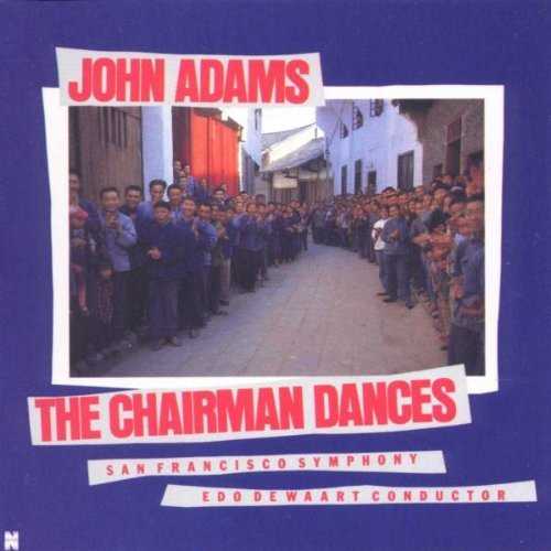 J. Adams Chairman Dances 2 Fanfares Etc De Waart Sf Sym