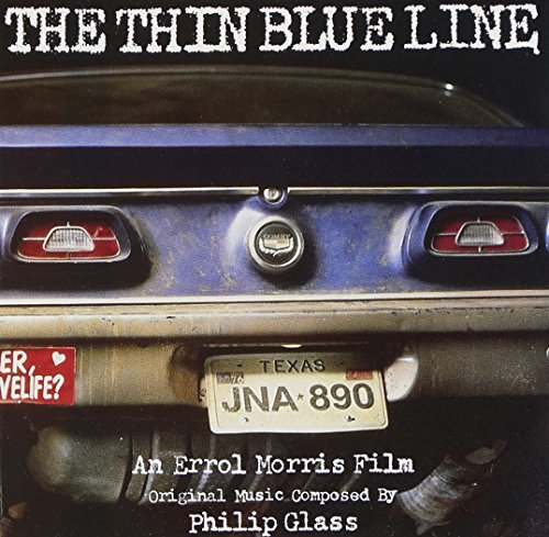 Thin Blue Line Soundtrack CD R