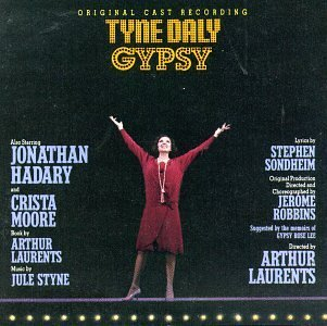 Gypsy Original Cast Recording Daly*tyne