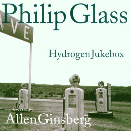 P. Glass Hydrogen Jukebox Reisman Philip Glass Ens