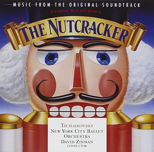 Various Artists Nutcracker Music By Tchaikovsky Zinman New York City Ballet Or