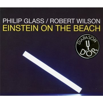 Glass Philip Einstein On The Beach Fulkerson*gregory (vn) Riesman Philip Glass Ens
