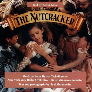 Tchaikovsky P.I. Nutcracker Ste Kline*kevin (nar) Zinman New York City Ballet Or