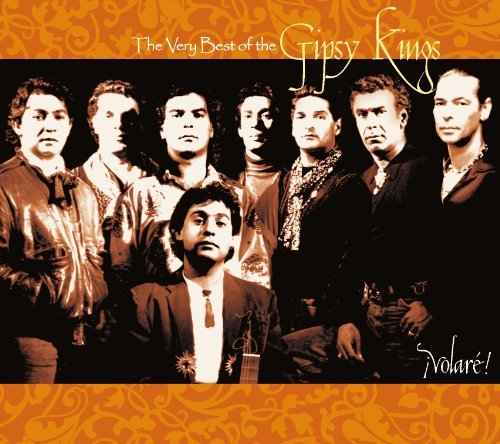 Gipsy Kings Volare! Very Best Of The Gipsy 2 CD Set