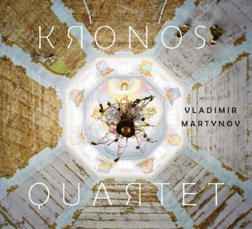 Kronos Quartet Music Of Vladimir Martynov Import Eu