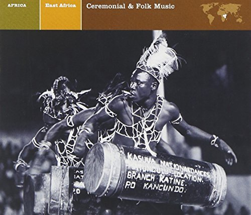 Nonesuch Explorer Series Afric East Africa Ceremonial & Folk Nonesuch Explorer Series Afric