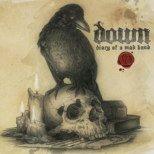 Down Diary Of A Mad Band Explicit Version 3 CD