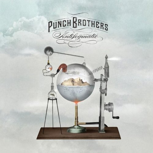 Punch Brothers Antifogmatic Incl. Bonus CD