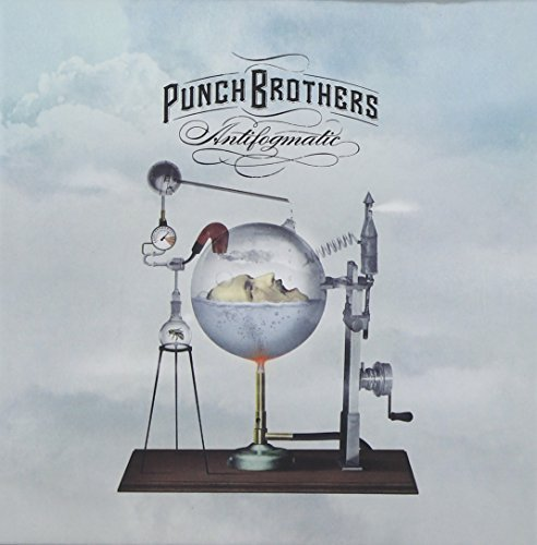 Punch Brothers Antifogmatic Special Edition Import Eu 2 CD