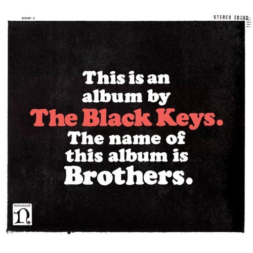 Black Keys Brothers 2 Lp Incl. Bonus CD