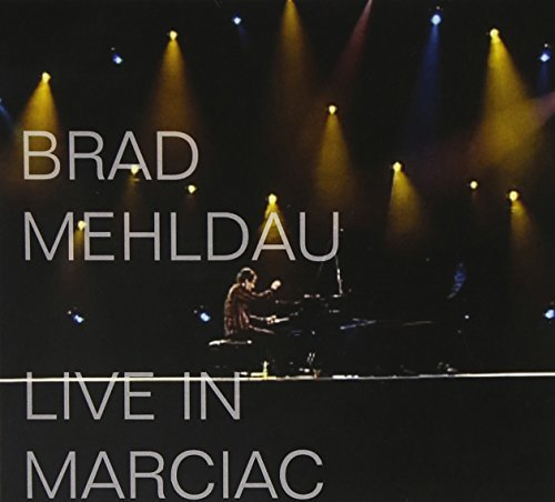 Brad Mehldau Live In Marciac 2 CD 1 DVD
