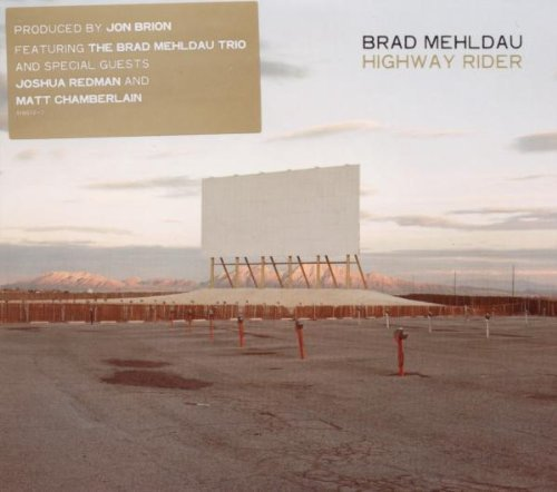 Brad Mehldau Highway Rider Import Eu 2 CD