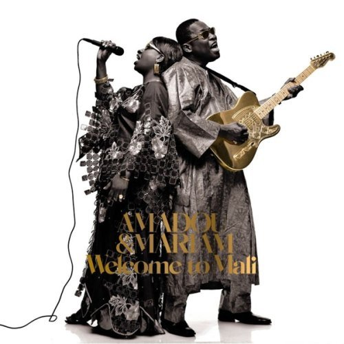 Amadou & Mariam Welcome To Mali 2 Lp Set Incl. CD