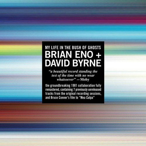 Eno Byrne My Life In The Bush Of Ghosts 2 Lp Set