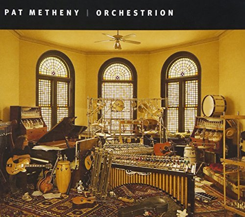 Pat Metheny Orchestrion Import Eu