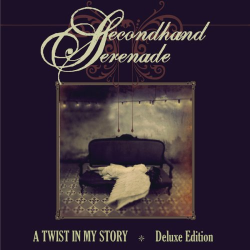Secondhand Serenade Twist In My Story Deluxe Ed. Incl. DVD Bonus Tracks