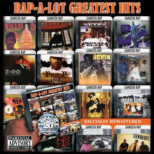 Rap A Lot Greatest Hits Rap A Lot Greatest Hits Explicit Version