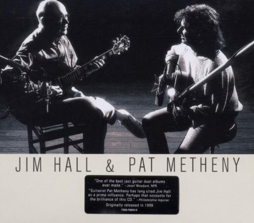 Jim & Pat Metheny Hall Jim Hall & Pat Metheny Import Eu